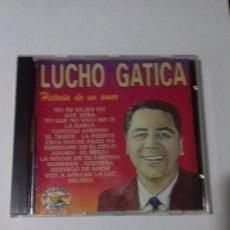 CDs de Música: LUCHO GATICA. SALUDOS AMIGOS. EN PERFECTO ESTADO.. Lote 147111098