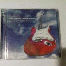 CDs de Música: THE BEST OF DIRE STRAITS & MARK KNOPFLER. PRIVATE INVESTIGATION. 2 CD. EN PERFECTO ESTADO.. Lote 147111230