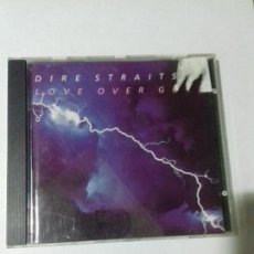CDs de Música: DIRE STRAITS. LOVE OVER GOLD. EN PERFECTO ESTADO.. Lote 147111426