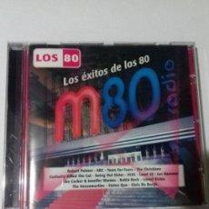 CDs de Música: LOS EXITOS DE LOS 80. M80. EN PERFECTO ESTADO.. Lote 147111774