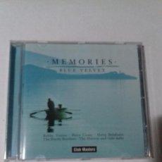CDs de Música: MEMORIES. BLUE VELVET. EN PERFECTO ESTADO.. Lote 147111918