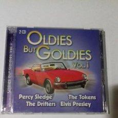CDs de Música: OLDIES BUT GOLDIES. 2 CD. EN PERFECTO ESTADO.. Lote 147111946