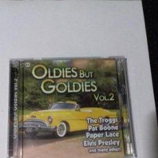 CDs de Música: OLDIES BUT OLDIES. VOL. 2. EN PERFECTO ESTADO.. Lote 147111982