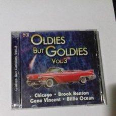 CDs de Música: OLDIES BUT GOLDIES. VOL. 3. CONTIENE 2 CD. EN PERFECTO ESTADO.. Lote 147112034