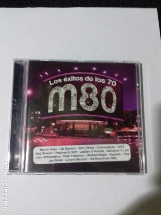 LOS EXITOS DE LOS 70. M80. EN PERFECTO ESTADO. (Música - CD's Otros Estilos)