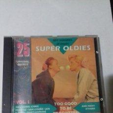 CDs de Música: 60 MINUTOS OF MUSIC. TOO GOOD TO BE FORGOTTEN. VOL. 1. EN PERFECTO ESTADO.. Lote 147112246