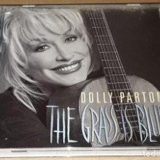 CDs de Música: CD - DOLLY PARTON - THE GRASS IS BLUE - MADE IN USA - DOLLY PARTON. Lote 147156570