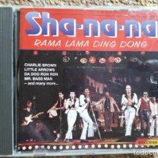 CDs de Música: SHA NA NA , RAMA LAMA DING DONG , CD PERFECTO ESTADO. Lote 147160222