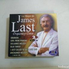 CDs de Música: CD LO MEJOR DE JAMES LAST. ORQUESTA Y COROS. 2 CD´S. Lote 147215054