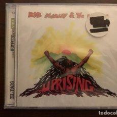 CDs de Música: BOB MARLEY & THE WAILERS – UPRISING SELLO: TUFF GONG – 548 902-2, ISLAND RECORD - NUEVO PRECINTADO. Lote 147239954