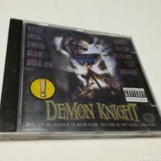 CDs de Música: DEMON KNIGHT CABALLERO DEL DIABLO CD BANDA SONORA ROCK. Lote 147260181