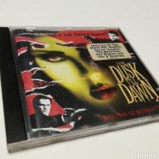 CDs de Música: ABIERTO HASTA EL AMANECER CD OST BANDA SONORA TARANTINO. Lote 147260222