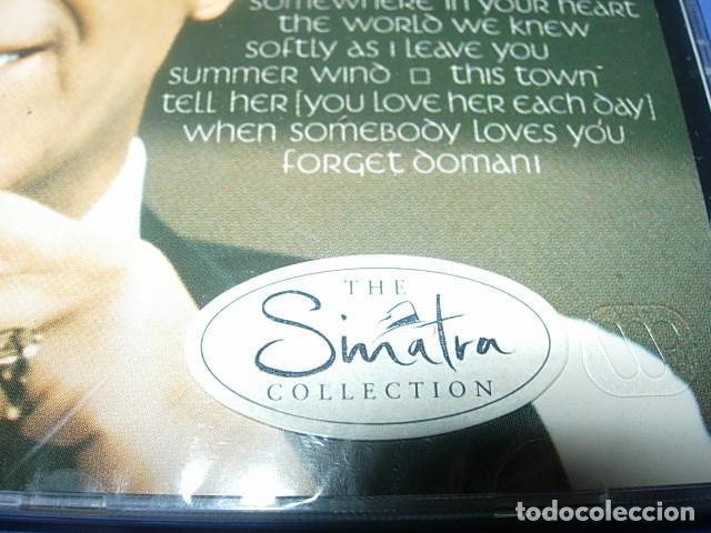 CDs de Música: CD - Frank Sinatra. Greatest Hits SIN ABRIR RETRACTILADO - Foto 3 - 147260238