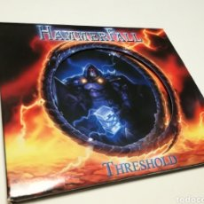 CDs de Música: HAMMERFALL THRESHOLD CD HEAVY METAL ROCK. Lote 147260492