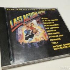 CDs de Música: EL ÚLTIMO GRAN HEROE BANDA SONORA CD ROCK. Lote 147260600
