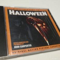 CDs de Música: HALLOWEEN BANDA SONORA OST CARPENTER. Lote 147260645