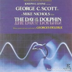 CDs de Música: THE DAY OF THE DOLPHIN / GEORGES DELERUE CD BSO - JAPAN. Lote 147261118