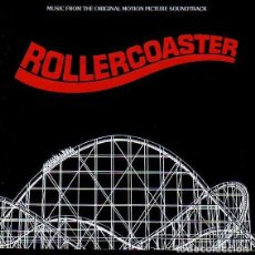 CDs de Música: ROLLERCOASTER / LALO SCHIFRIN CD BSO - JAPAN. Lote 147261242