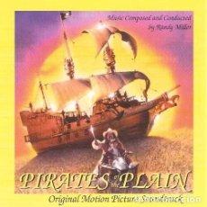 CDs de Música: PIRATES OF THE PLAIN / RANDY MILLER CD BSO - PROMO. Lote 147261414