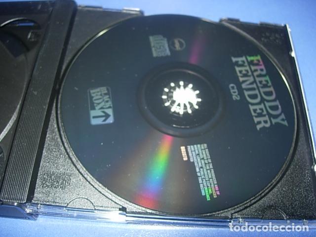 CDs de Música: Freddy Fender (2 DISCOS)– Wasted Days & Wasted Nights - Foto 3 - 147273730
