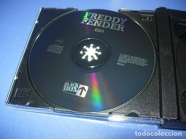 CDs de Música: Freddy Fender (2 DISCOS)– Wasted Days & Wasted Nights - Foto 5 - 147273730