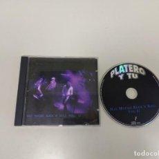CDs de Música: 119-HAY MUCHO ROCK N ROLL VOL II 18 TRACKS SIN DVD CD ENVIO ECONOMICO . Lote 147303970
