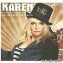 CDs de Música: KAREN-EL GARAJE DEL AMOR. Lote 160885740