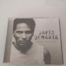 CDs de Música: DAVID DE MARÍA SOÑAR DESPIERTO CD NUEVO PRECINTADO . Lote 147352338