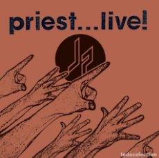 CDs de Música: JUDAS PRIEST - PRIEST LIVE! - CD REMASTERIZADO. Lote 147357570