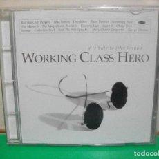 CDs de Música: JOHN LENNON . A TRIBUTE WORKING CLASS HERO CD USA 1995 PDELUXE. Lote 147370954
