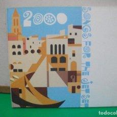 CDs de Música: VARIOS - POP SPAIN 90'S. SONGS FOR THE JET SET. 2000 CD/CRTON SPAIN 2000 PDELUXE. Lote 147374090
