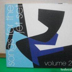 CDs de Música: VARIOS - POP SPAIN 90'S. SONGS FOR THE JET SET. VOL.2 CD/CRTON SPAIN 1999 PDELUXE. Lote 147374478