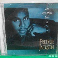 CDs de Música: FREDDIE JACKSON THE GREATEST HITS F.JACKSON CD HOLANDA 1993 PDELUXE. Lote 147377802