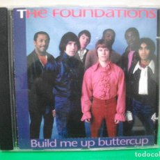CDs de Música: THE FOUNDATIONS BUILD ME UP BUTTERCUP CD GERMANY 1993 PDELUXE. Lote 147378682