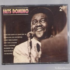 CDs de Música: FATS DOMINO - FATS DOMINO (2CD SET 1994, KBOX 203). Lote 147379438