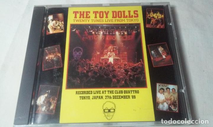 THE TOY DOLLS -TWENTY TUNES LIVE FROM TOKYO- CD PUNK,ROCK (Música - CD's Rock)