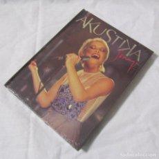 CDs de Música: AKUSTIKA SORAYA 2016 DOBLE CD + DVD. PRECINTADO. Lote 147384950