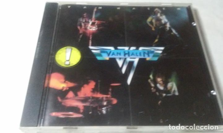 VAN HALEN - VAN HALEN. CD ROCK (Música - CD's Rock)