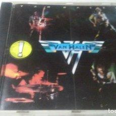 CDs de Música: VAN HALEN - VAN HALEN. CD ROCK. Lote 147387262
