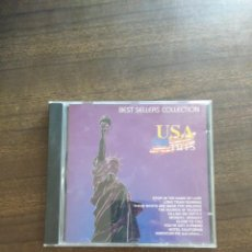 CDs de Música: CD USA HITS BEST SELLERS COLLECTION. Lote 147393146