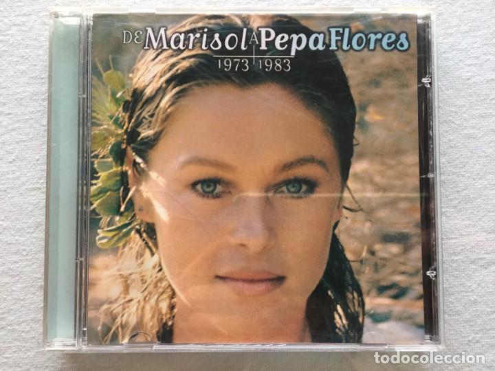 DE MARISOL A PEPA FLORES 1973 - 1983 (Música - CD's Flamenco, Canción española y Cuplé)