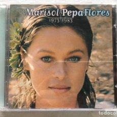 CDs de Música: DE MARISOL A PEPA FLORES 1973 - 1983. Lote 147461346