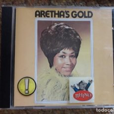 CDs de Música: ARETHA FRANKLIN , ARETHA'S GOLD , CD ESTADO IMPECABLE ENVIO ECONOMICO. Lote 147461502