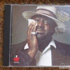 CDs de Música: ALBERT KING , NEW ORLEANS HEAT , CD 1989 PERFECTO ESTADO ENVIO ECONÒMICO. Lote 147462314