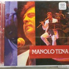 CDs de Música: MANOLO TENA BASIKAMENTE CD + DVD. Lote 147465490