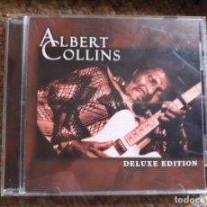 CDs de Música: ALBERT COLLINS , DELUXE EDITION , CD 1997 PERFECTO ESTADO ENVIO ECONOMICO. Lote 147468986