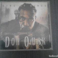CDs de Música: CD DON OMAR KING OF KINGS. Lote 147482606
