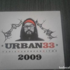 CDs de Música: CD URBAN 33. Lote 147482862