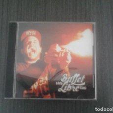 CDs de Música: CD BUFFET LIBRE LOCOZOBE. Lote 147483230