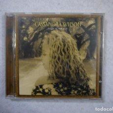 CDs de Música: CASSANDRA WILSON - BELLY OF THE SUN - CD 2002 . Lote 147489550